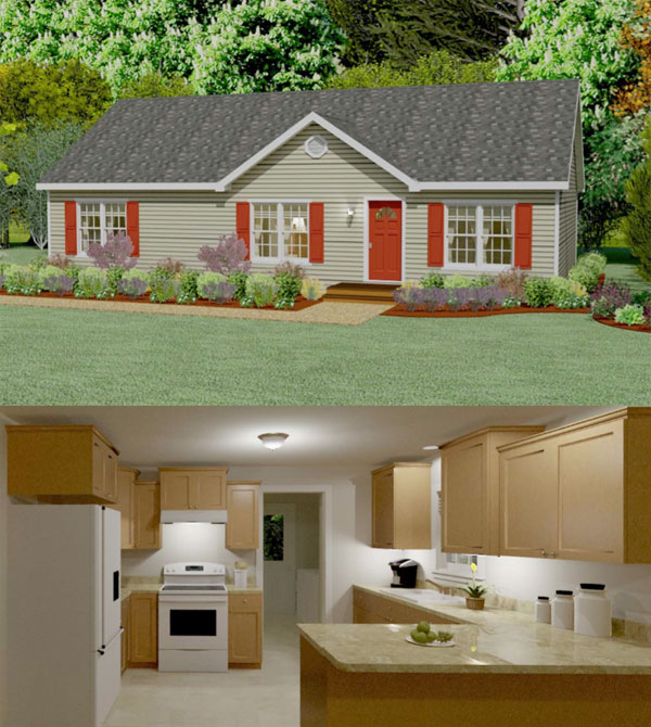 Best Priced Homes - Millbrook Homes
